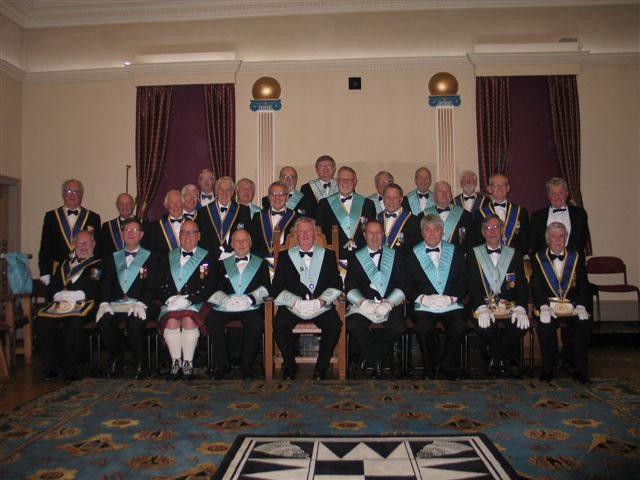 HVL Lodge Members