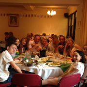 Guests at HVL Curry Night