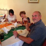 Guests at Curry Night