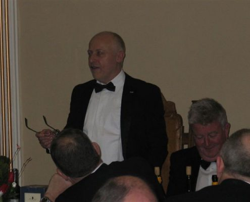 Newly Installed WM of Holme Valley Lodge