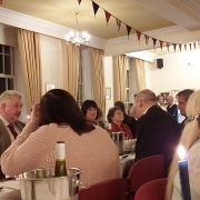 Guests at the Burns Supper
