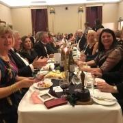 HVL Ladies Night Dinner Guests
